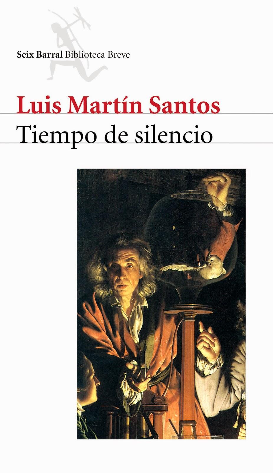 libro tiempo de silencio
